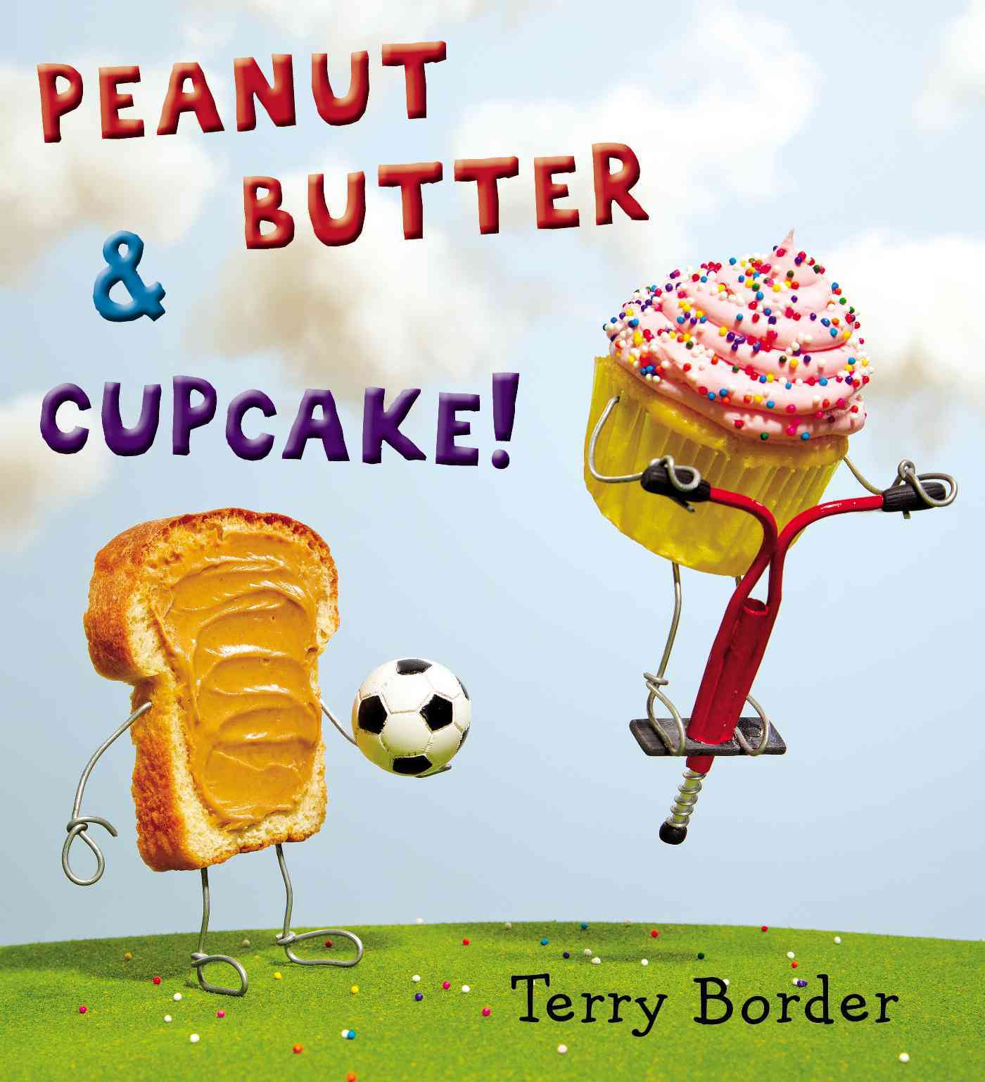 Peanut Butter & Cupcake By Border, Terry/ Border, Terry (ILT)